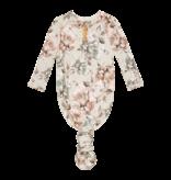 Posh Peanut Daniella Wood Button Knotted Gown