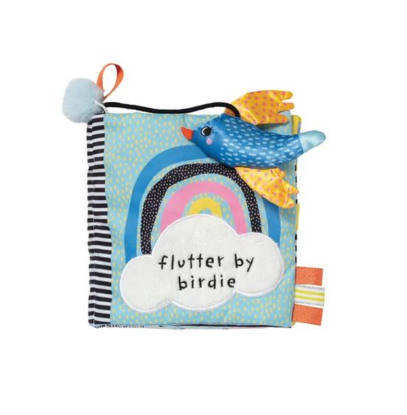 Manhattan Toys Flutter By Birdie Soft Book