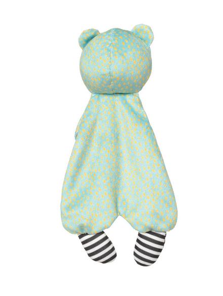 Manhattan Toys Baby Bear Mini Blossom Blankie