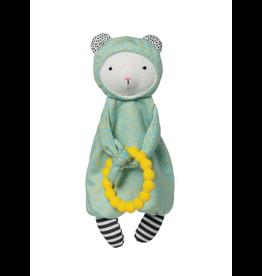 Manhattan Toys Baby Bear Blankie