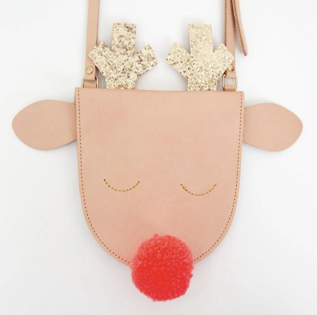 Meri Meri Reindeer Cross Body Bag