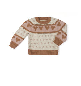 Wild & Wawa Love Sweater