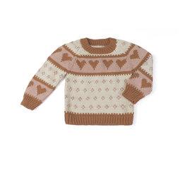 Wild & Wawa Love Baby Sweater