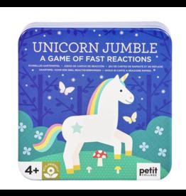 Wild & Wolf Unicorn Jumble Card Game
