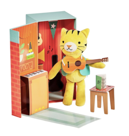 Wild & Wolf Theodore The Tiger Play Set