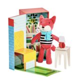 Wild & Wolf Frances The Fox Play Set