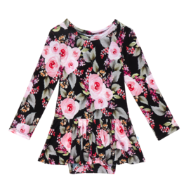 Posh Peanut Milana Twirl Skirt Bodysuit