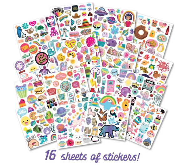 Ann Williams Group Stickerfetti