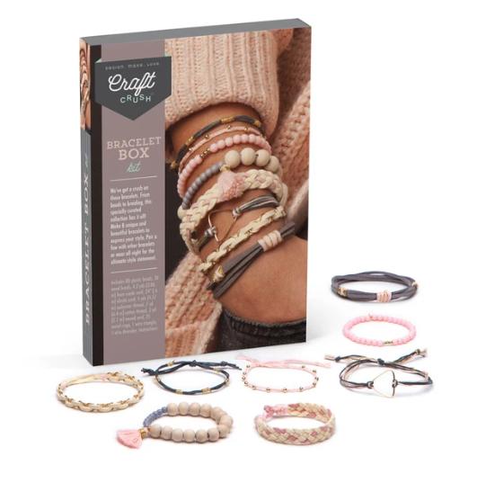 Ann Williams Group Bracelet Box - Blush