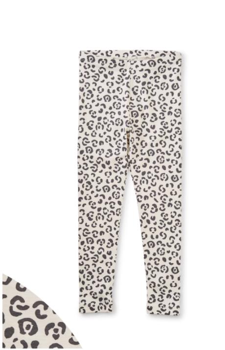 Tea Collection Jag Leopard Print Leggings