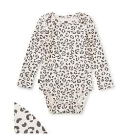 Tea Collection Leopard Print Bodysuit