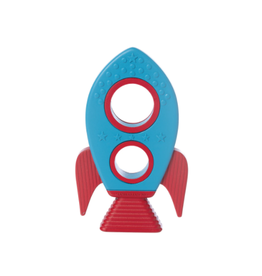 Manhattan Toys Silicone Teether Rocket
