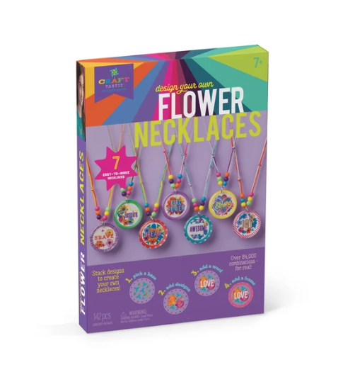 Ann Williams Group Flower Necklaces