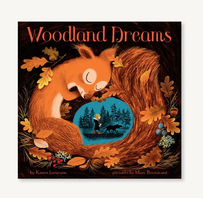 Chronicle Books Woodland Dreams