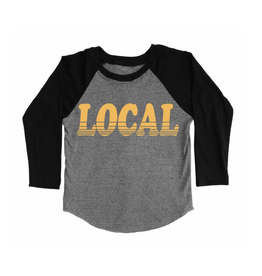 Tiny Whales Local Raglan Tee