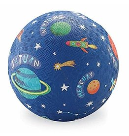 "Crocodile Creek 7"" Playground Ball - Solar System"