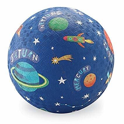 "Crocodile Creek 7"" Playground Ball - Solar System"
