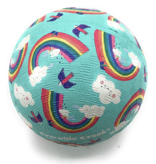 "Crocodile Creek 5"" Playground Ball - Rainbow Dreams"