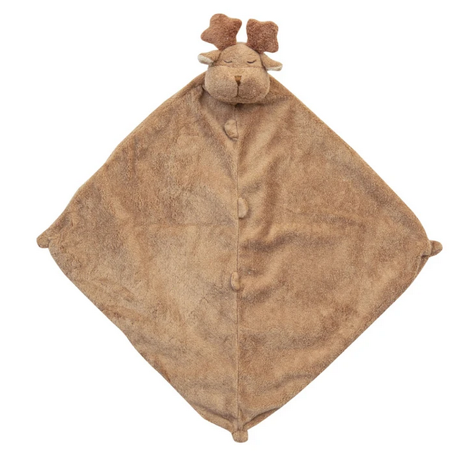 Angel Dear Moose Blankie