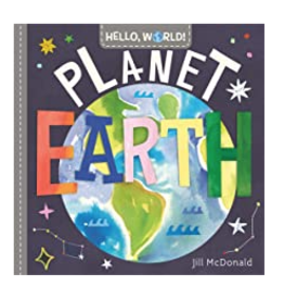 Penguin Random House Hello World, Planet Earth