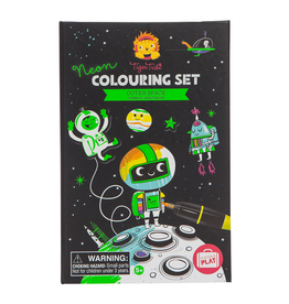 Schylling Coloring Set: Outer Space