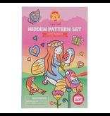 Schylling Hidden Pattern - Fairy Friends