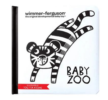 Manhattan Toys Baby Zoo Book
