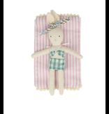 Meri Meri Caravan Bunny Mini Suitcase Doll