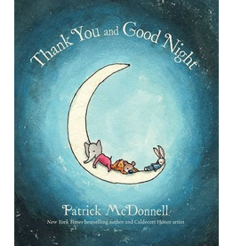 Hachette Thank You and Good Night
