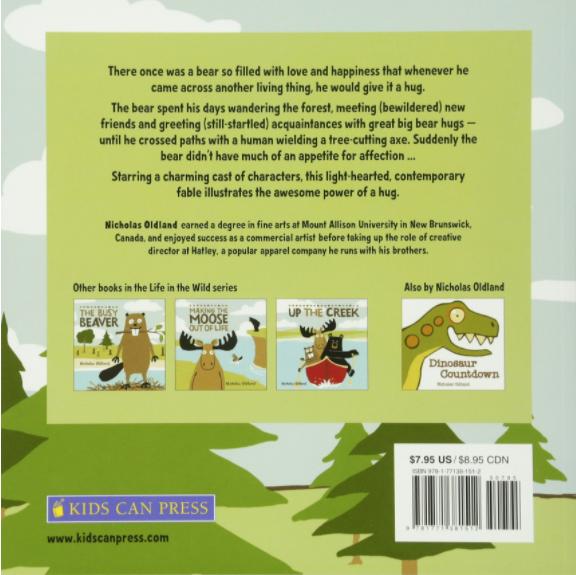 Hachette Big Bear Hug