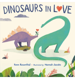 Hachette Dinosaurs in Love