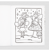 Ooly Coloring Book - Princesses & Fairies