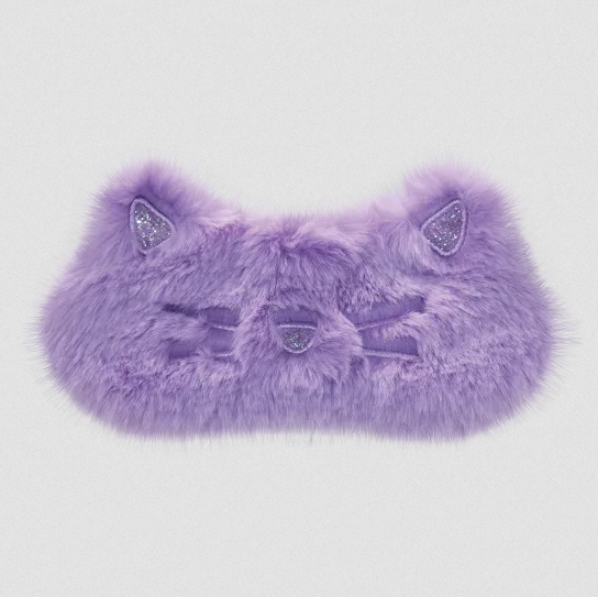 iScream Eye Mask - Furry Cat