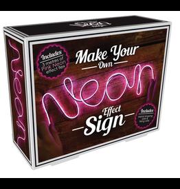 iScream Pink Neon Effect