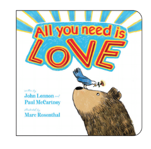 Simon & Schuster All You Need Is Love