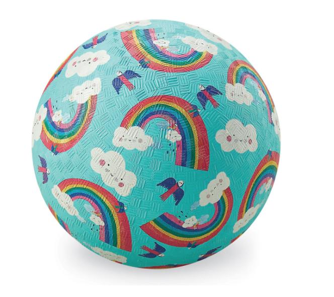 "Crocodile Creek Rainbow Dreams  7"" Ball"