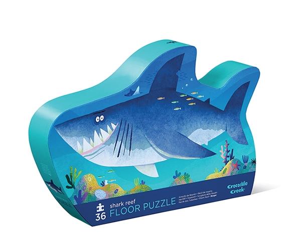 Crocodile Creek 36 pc Shark Reef Puzzle