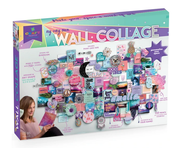 Ann Williams Group My Very Own Wall Collage