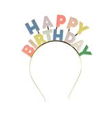 Meri Meri Enamel Birthday Headband