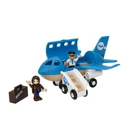 Brio Airplane Boarding Play Set