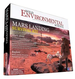 Wild Science Mars Landing Survival Kit