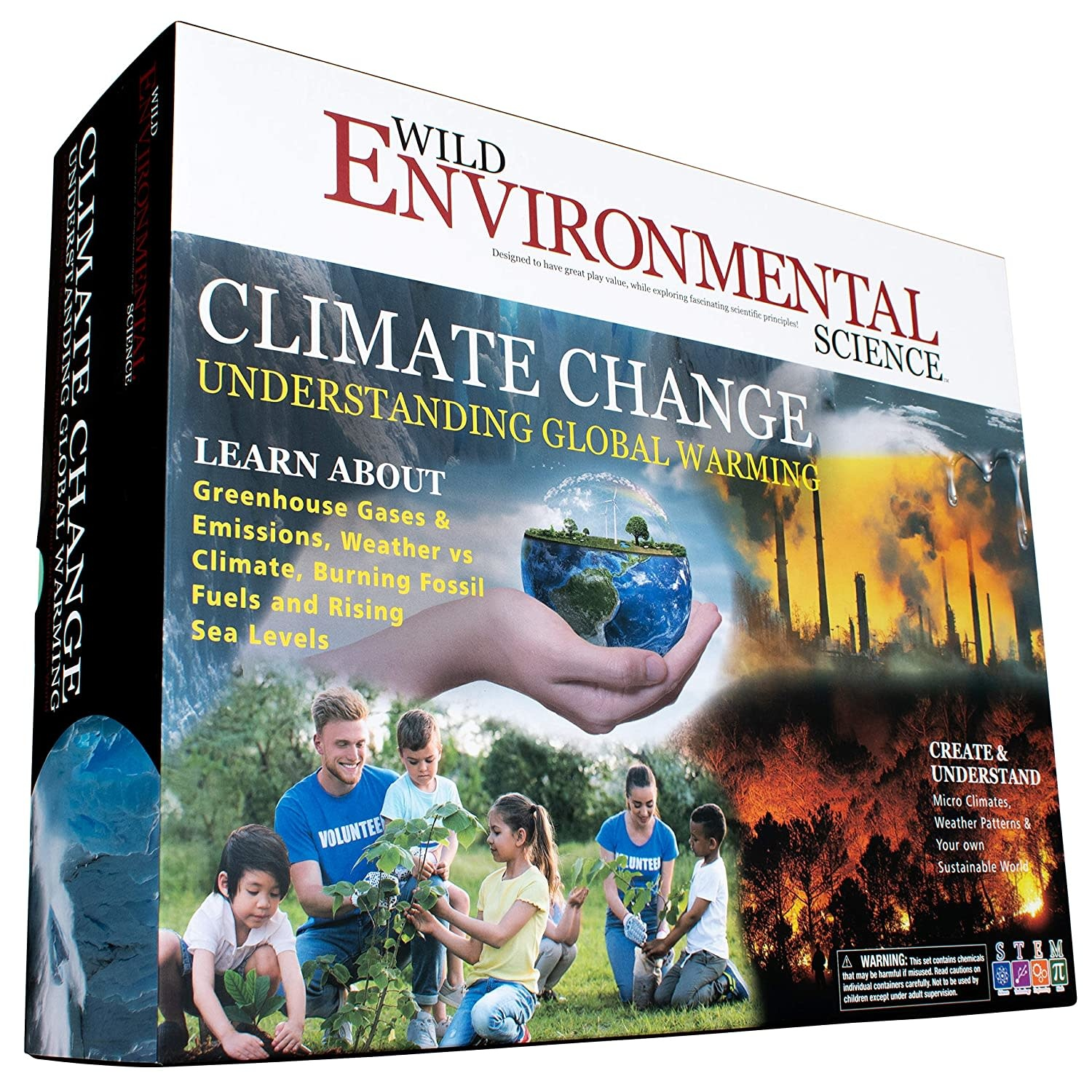 Wild Science Climate Change