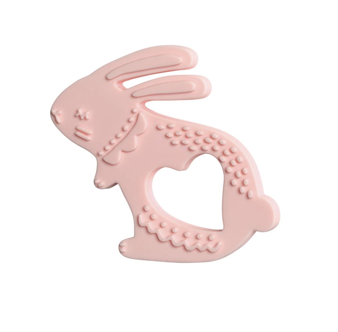 Manhattan Toys Silicone Teether Bunny