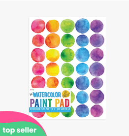 Ooly Lil' Watercolor Paint Pad