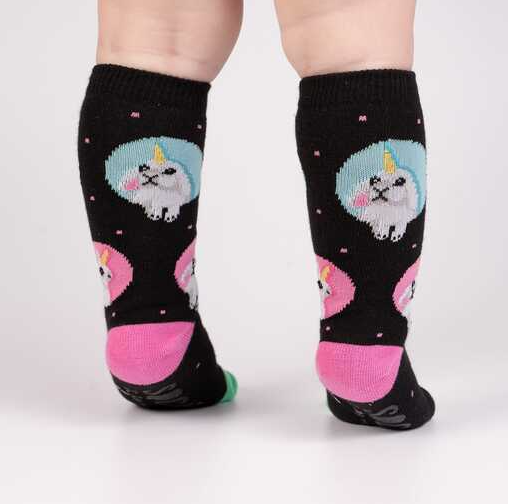 Sock It To Me Hop To It- Toddler Knee Socks