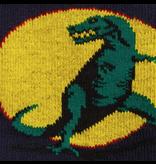 Sock It To Me T-Rex- Junior Crew Socks