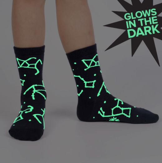 Sock It To Me Constellation- Youth Crew Socks