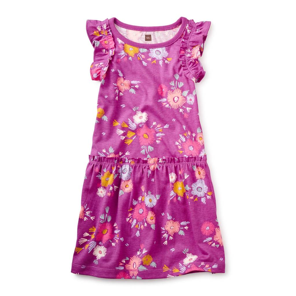 Tea Collection Southern Wonders Flutter Dress