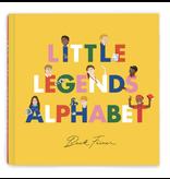 Alphabet Legends Little Legends Alphabet Book