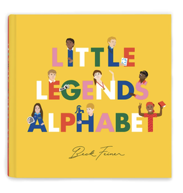 Alphabet Legends Little Legends Alphabet Book